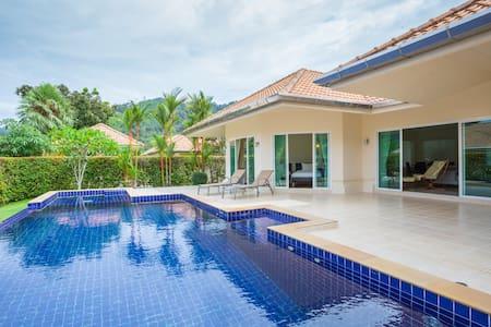 Loch Palm Garden Villa 1. Kathu Phuket - Phuket