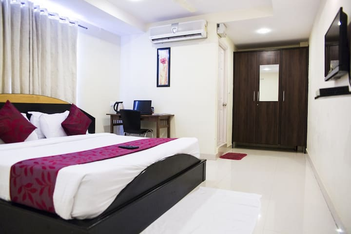 Premium Executive Room1,Gachibowli
