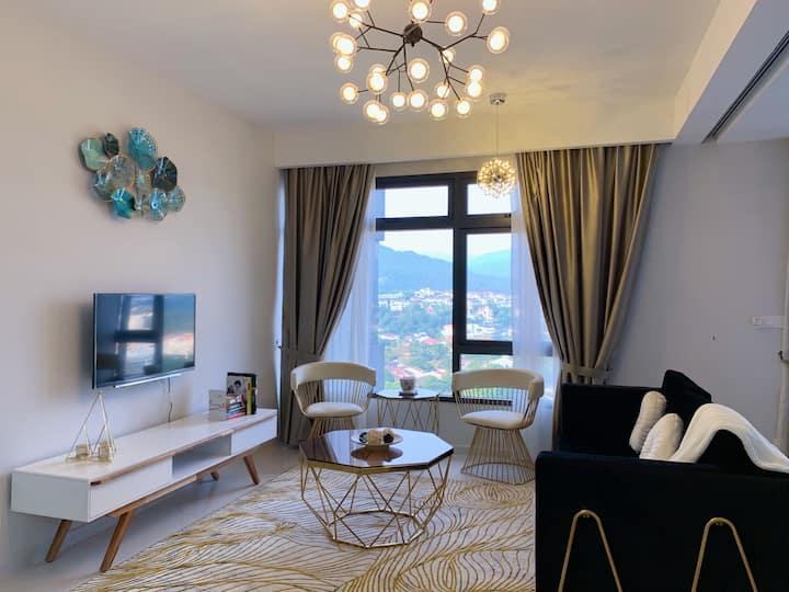 Exclusive Studio Apartment near KL City