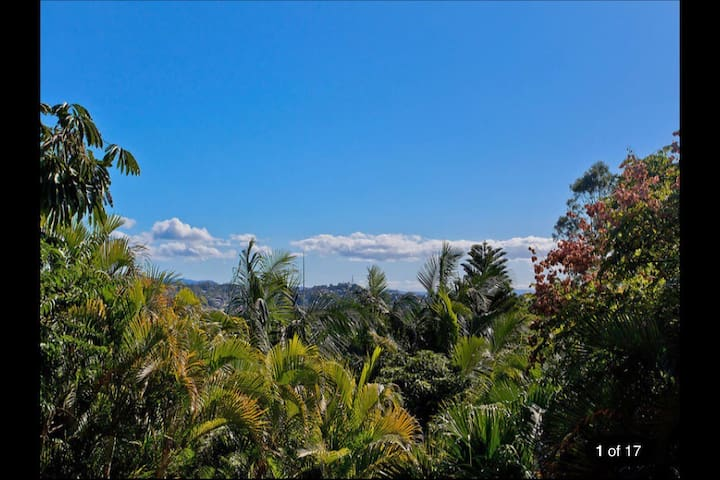 Two bedroom hill house at Currumbin - Currumbin - House