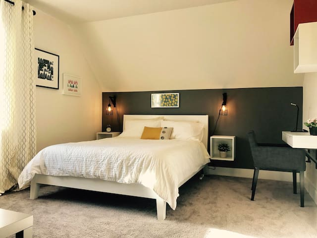 Brand New Guest House with a Fresh and Modern Feel - Charlottesville - Apartamento