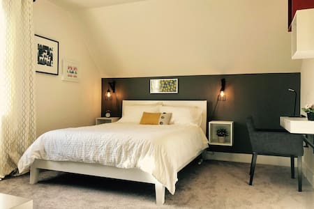 Brand New Guest House with a Fresh and Modern Feel - Charlottesville - Apartemen
