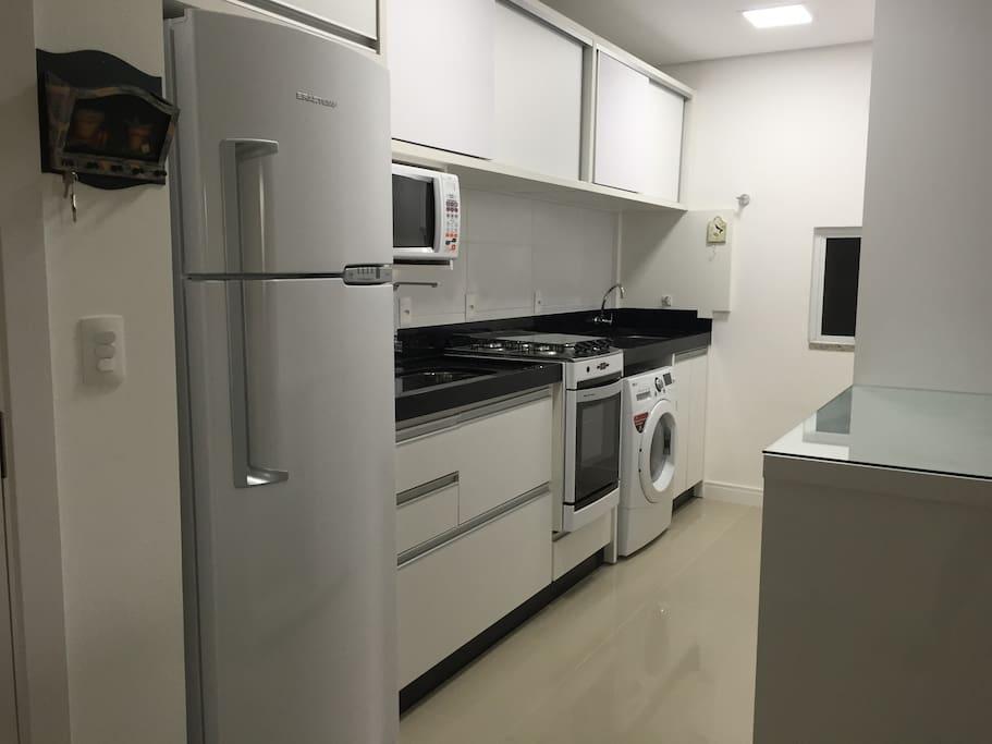 Cozinha ap 106