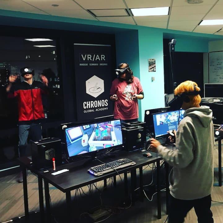 Oculus Rift Stations