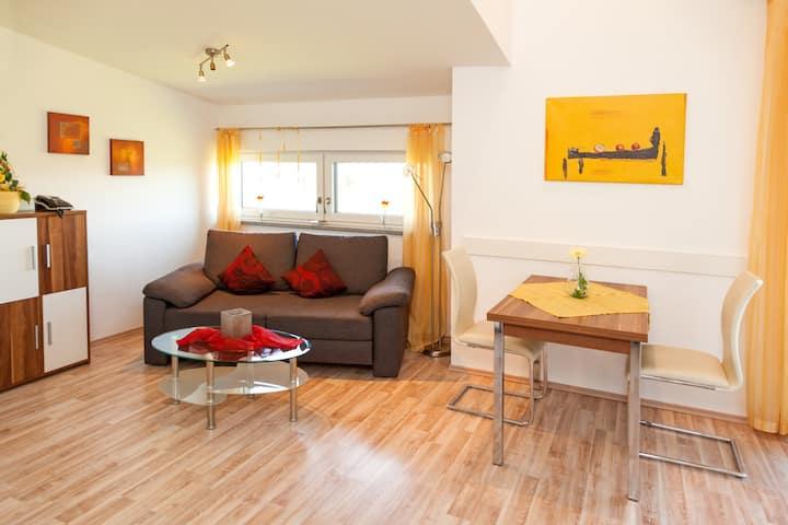Haus Lindenfeld komfortable moderne Ferienwohnung