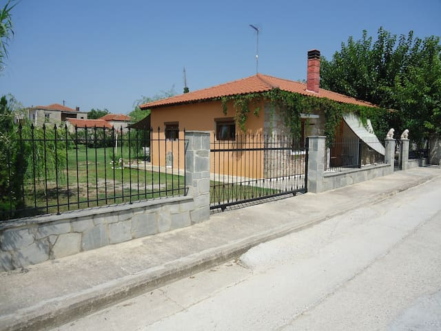Beautiful detached house in N.Triglia Chalkidiki