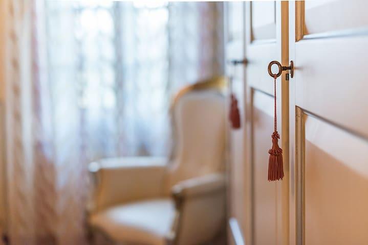 Silver Suite in Villa di Moriolo - San Miniato - Apartament
