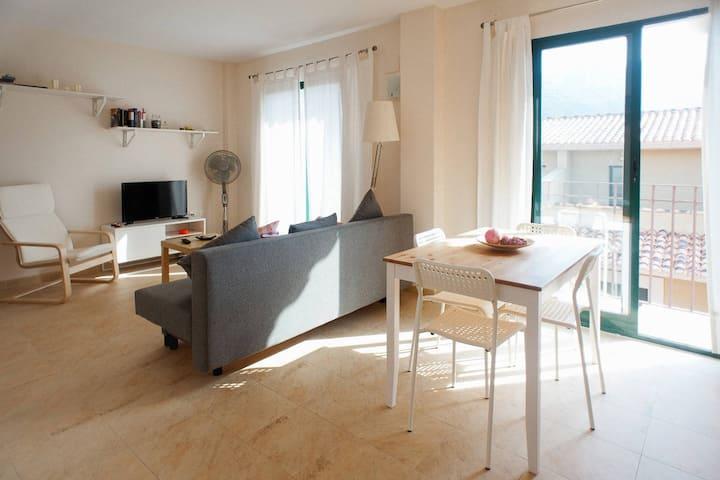 Apartamento con encanto cerca de Denia y Jávea