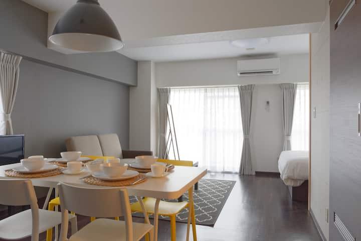 601/3 ppl/Sleep like the locals/Simple room