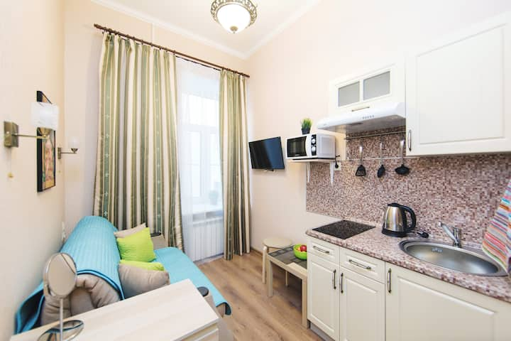 (12) Duplex Apartments on Pushkinskaya 12 № 6