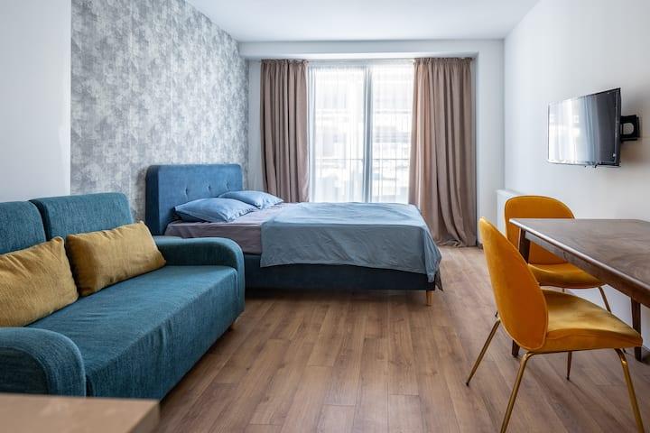 Green Apartment - New Gudauri