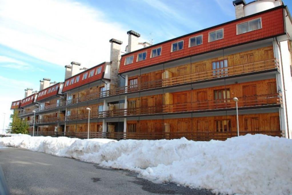 Appartamenti Rivisondoli