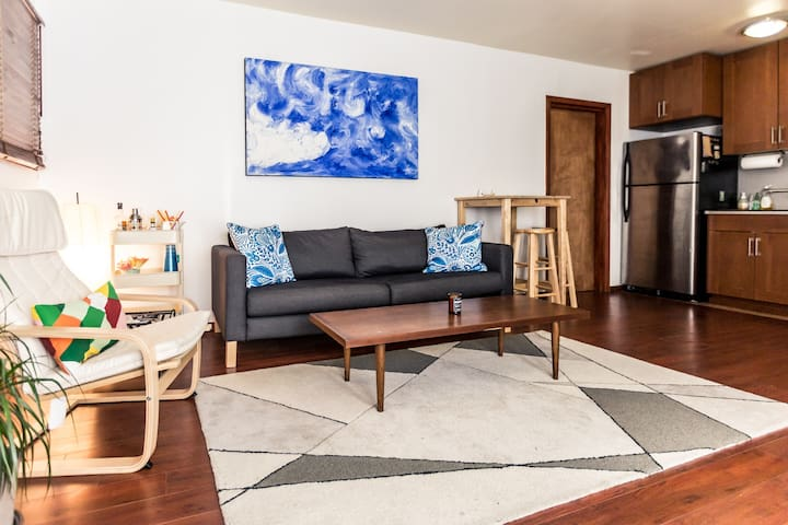 Comfortable one bedroom Apartment in Silverlake - Los Angeles - Appartement