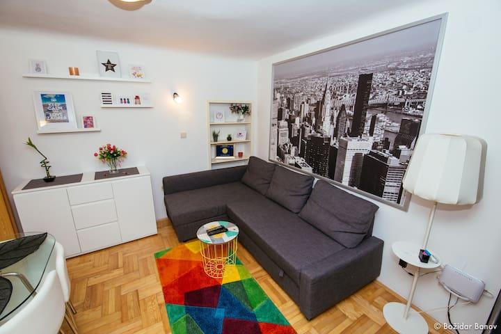 CITY Apartment Tkalča