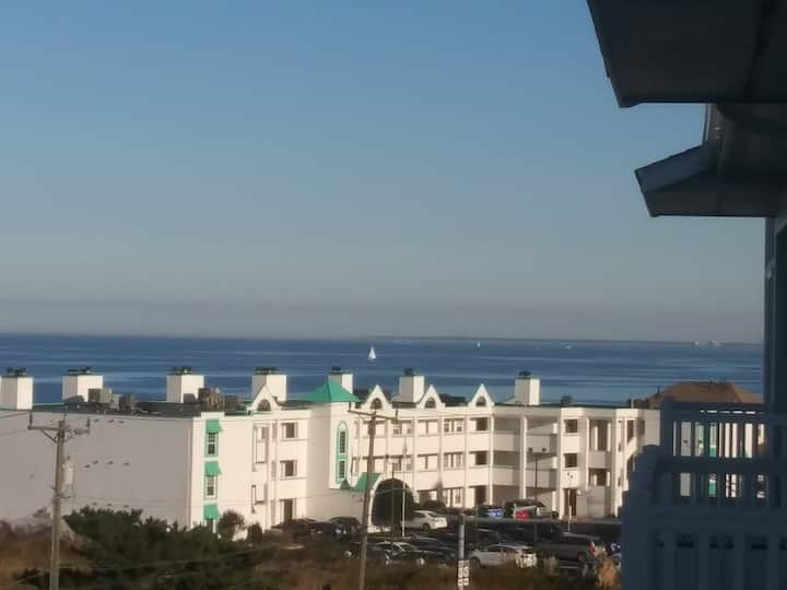 Beautiful  Oceanfront Two Bedroom apartment....
