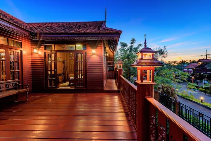 3BR Thai Lanna Villa Pattaya H.3
