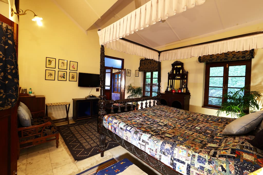 picture of our Niltava Room