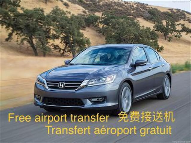 01 免费接送机别墅Terminal House -Free Airport transfer
