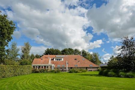 Villa De Blauwe Aap bij Giethoorn - Onna - 別荘