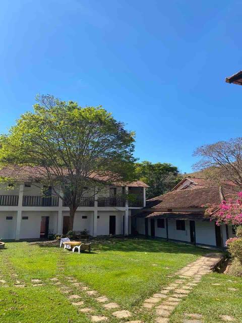 Uma fazenda de verdade em Paraíba do Sul