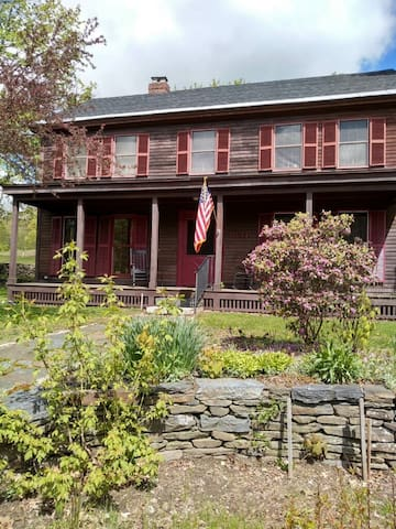 Charming Colonial with History, Hearth and Heart
