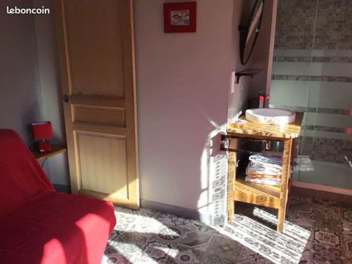 Gilclau - Chambre 14m2 dans Périgourdine du XVIII