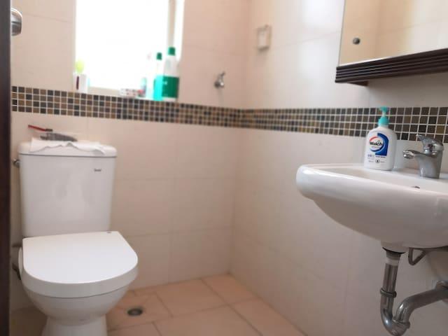 一楼洗手间