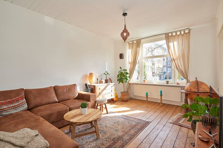 Charming appartment in trendy area
