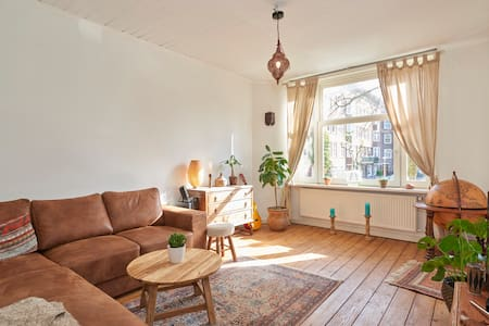 Charming appartement in trendy area - Amszterdam