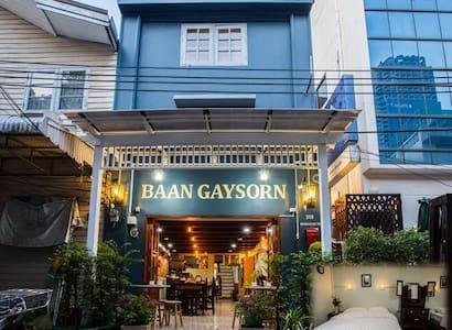 Baan Gaysorn Hostel @Bangrak - Bangkok - Alberg