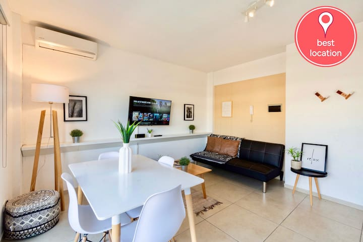 ★Great Penthouse and BEST location!