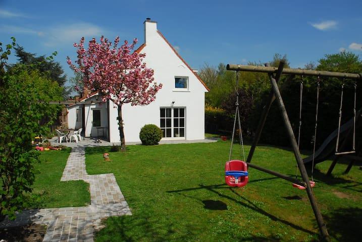 Grande Maison avec jardin / Sud de Bruxelles - Beersel - Huis