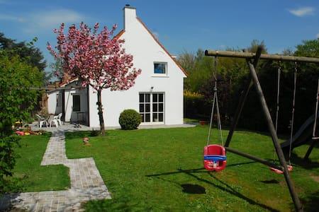 Grande Maison avec jardin / Sud de Bruxelles - Beersel
