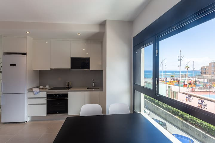 Beach way apartment