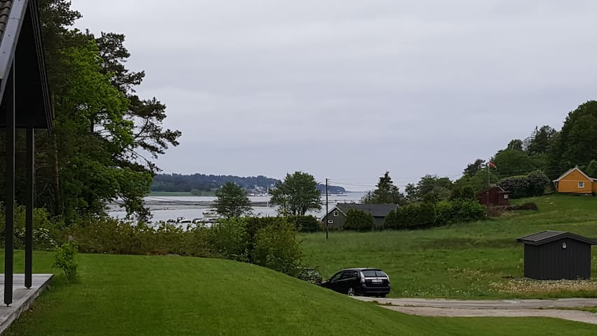Modern holiday house 100 meter from the sea - Råde - Mökki