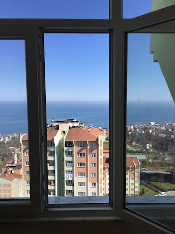 Furnished apartment in Trabzon