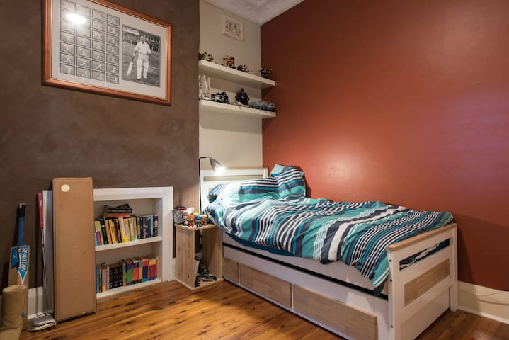 Cute cottage with sunny garden - Marrickville - Hus