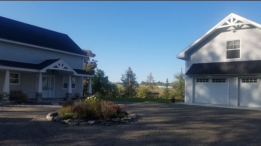 Exquisite home on the Aroostook river