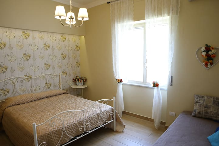 Great location VERY CLOSE to POMPEI RUINS(10 min.)
