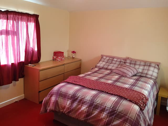 comfy two rooms with free parking