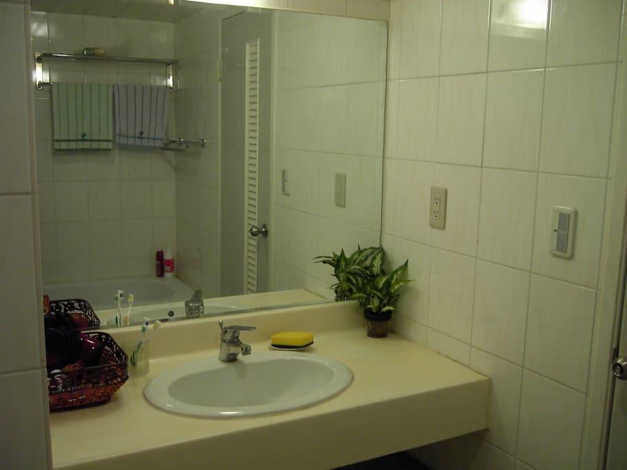 衛浴(一)