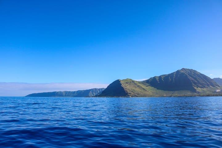 Beautiful Oceanfront Villa (30 day min)