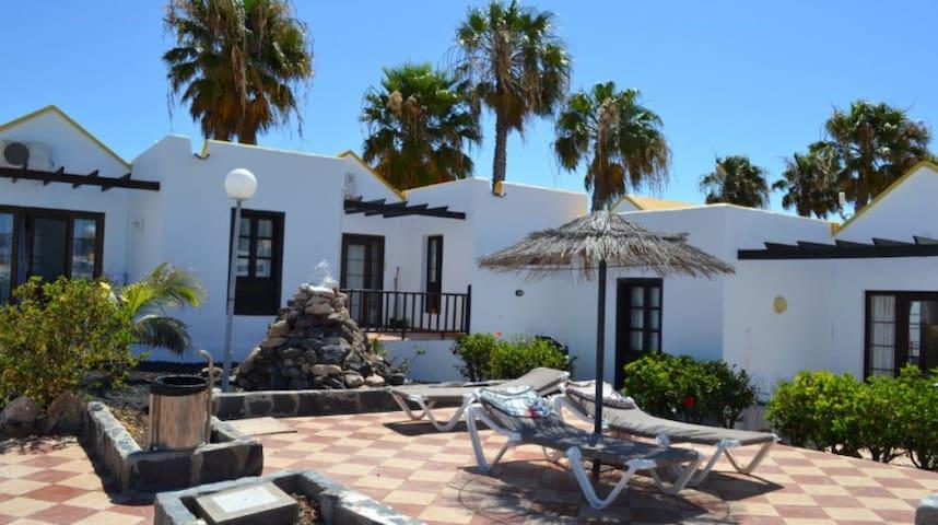 Bungalow Caleta de Fuste - Fuerteventura - Canarie