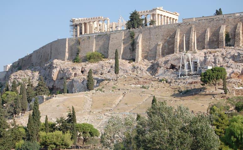 Colors of Acropolis
