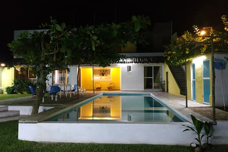 Casa Tecolutla, Costa Esmeralda