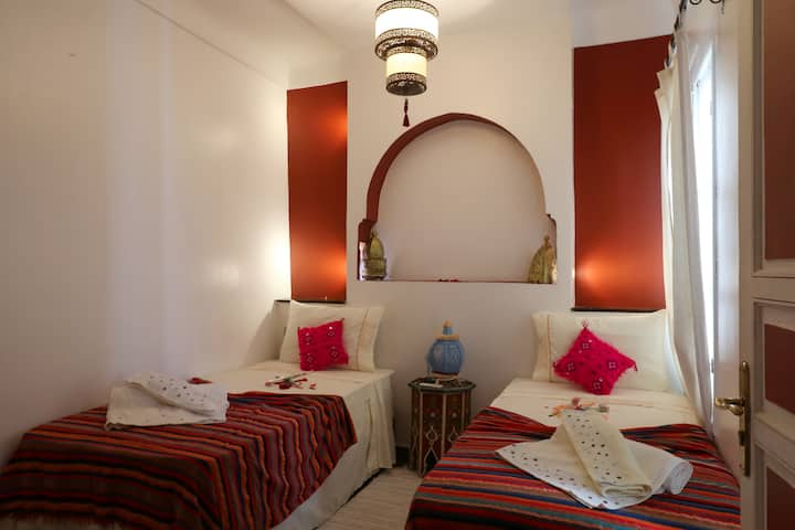 Escapade au coeur de la médina, Marrakech