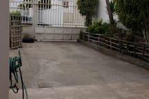 Jardin - Garage