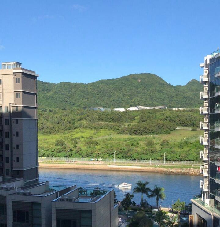 3 (2) bedroom apartment with ocean/mountain view