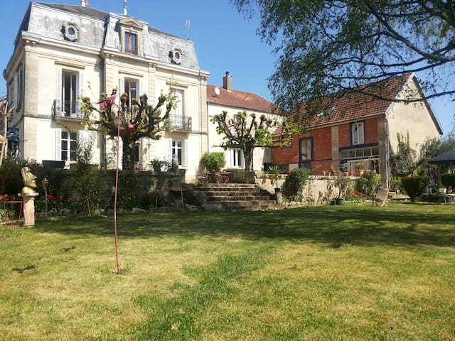 Maison de maître du 19éme siècle