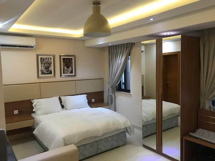 Abacus Suites - Nur Apartment